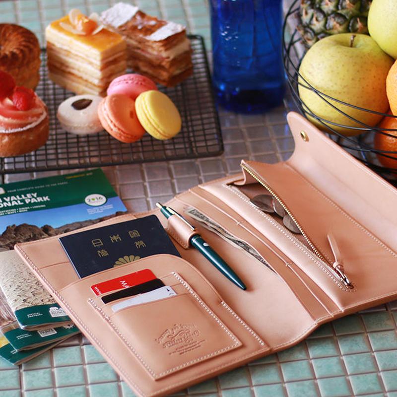 【THE SUPERIOR LABOR 】Travelers purse