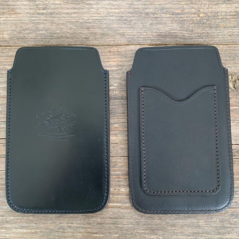 2.leather iPhone case(iPhone 6)