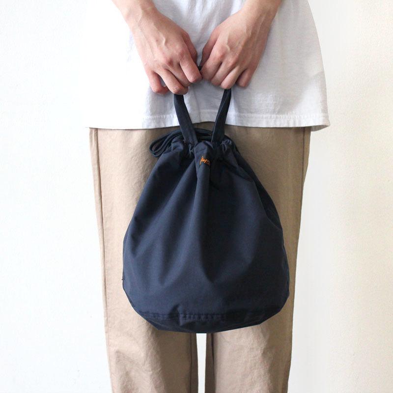 【直営店限定】PATIENTS BAG  NYLON_NAVY
