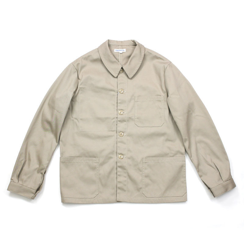 NPBL_COVER JACKET_BEIGE