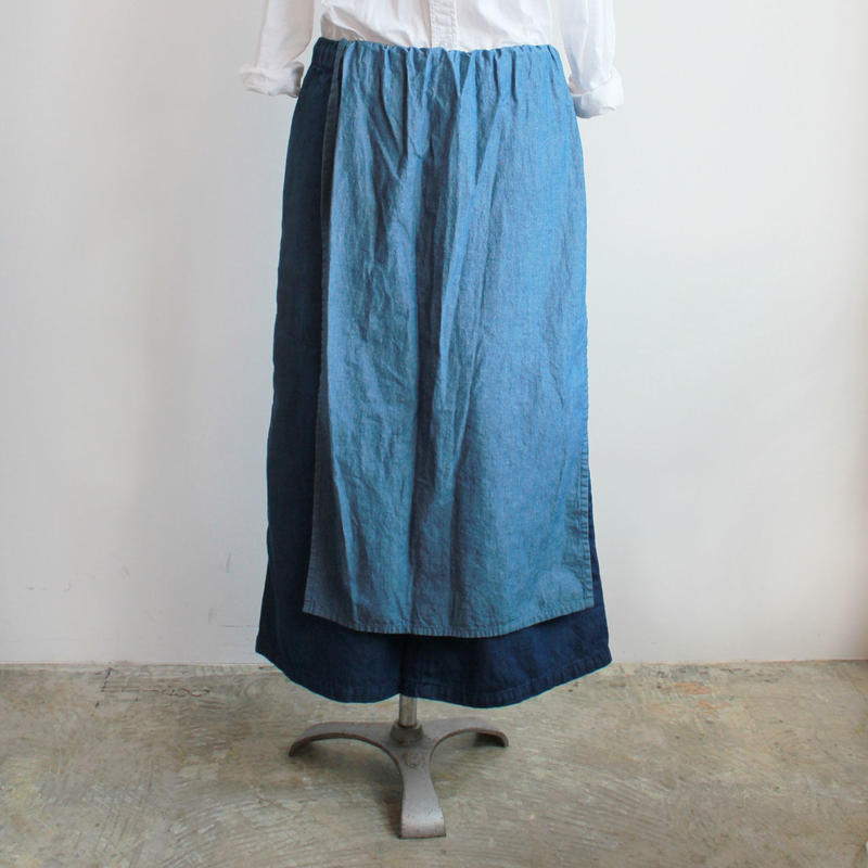 HARVEST PANTS_INDIGO