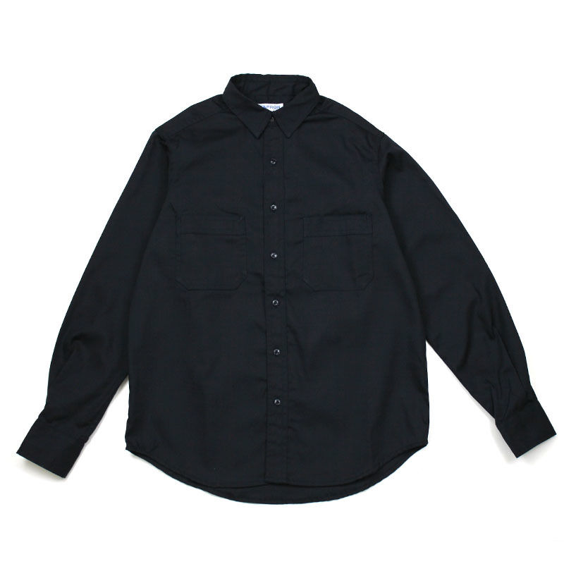 NPBL_WORK SHIRT_NAVY