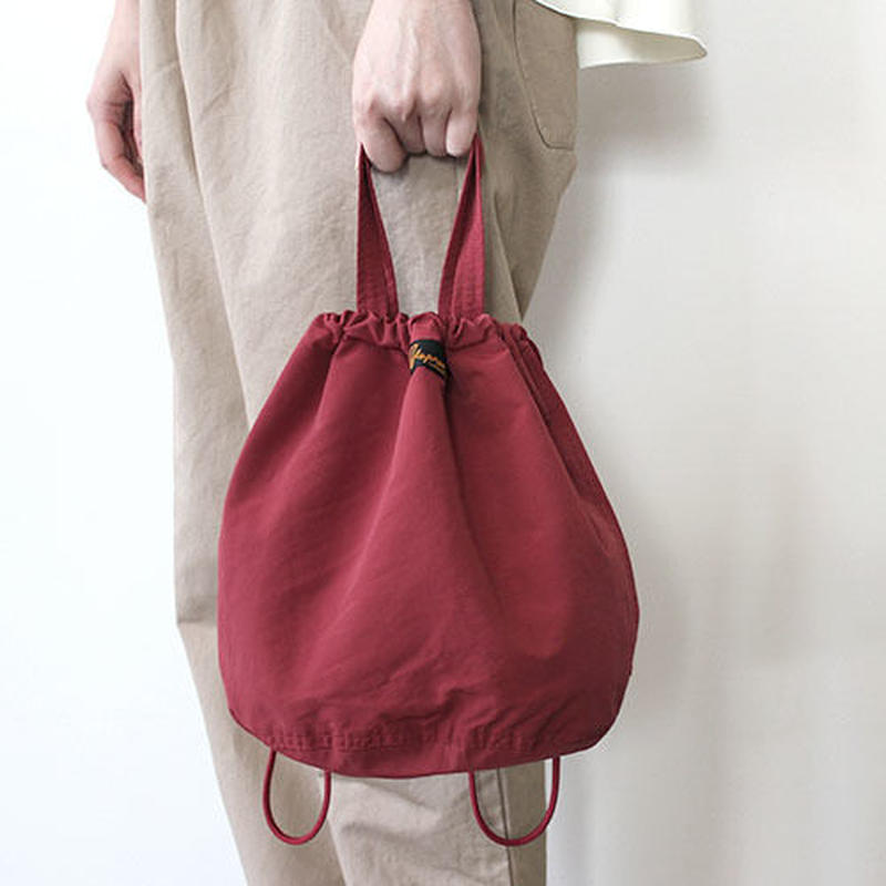 【直営店限定】PATIENTS BAG_RED