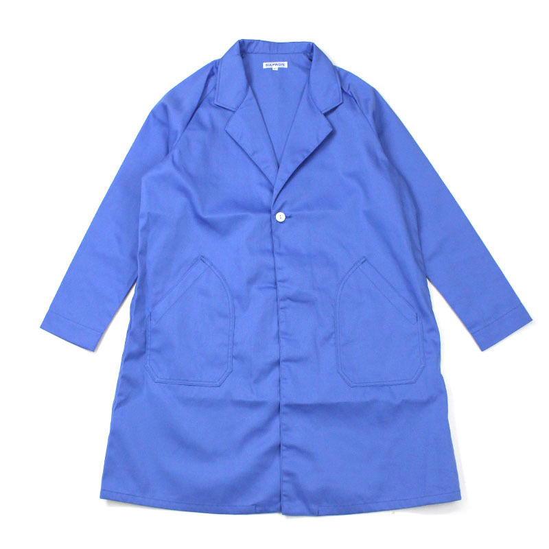 NPBL_ATELIER WORK COAT _BLUE
