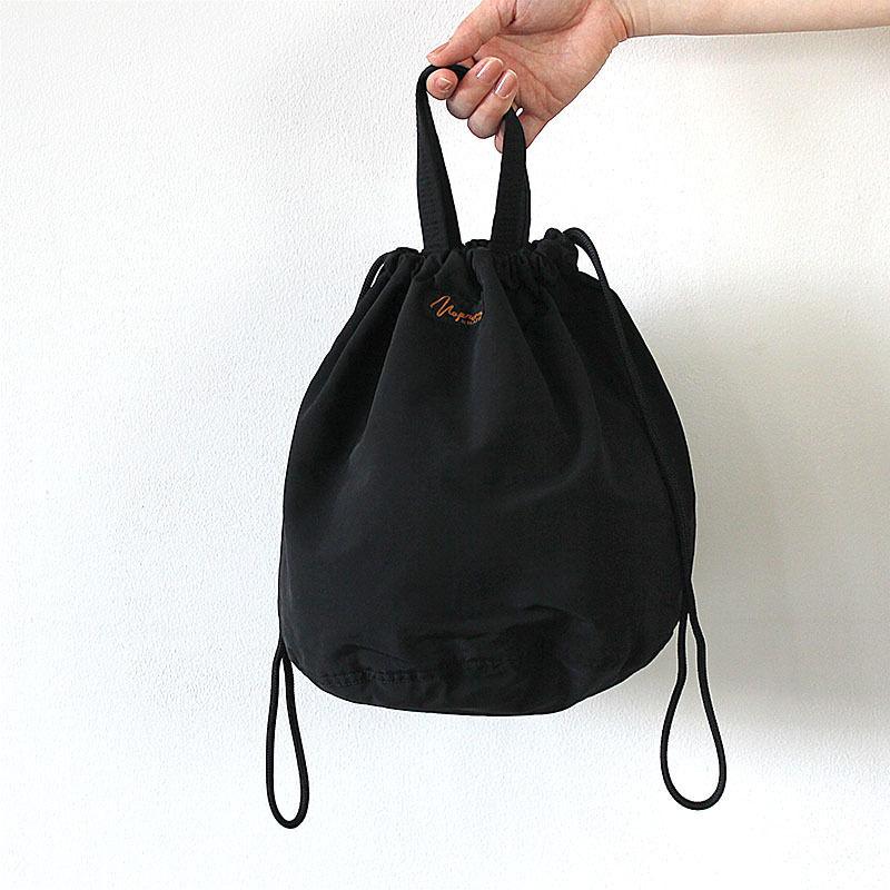 【直営店限定】PATIENTS BAG_BLACK
