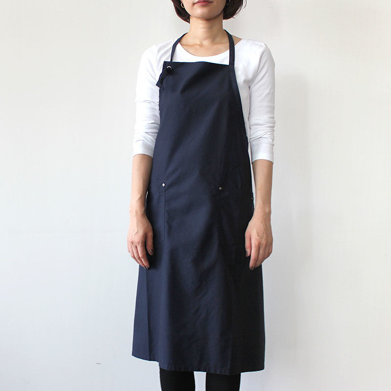CRAFT APRON_NAVY