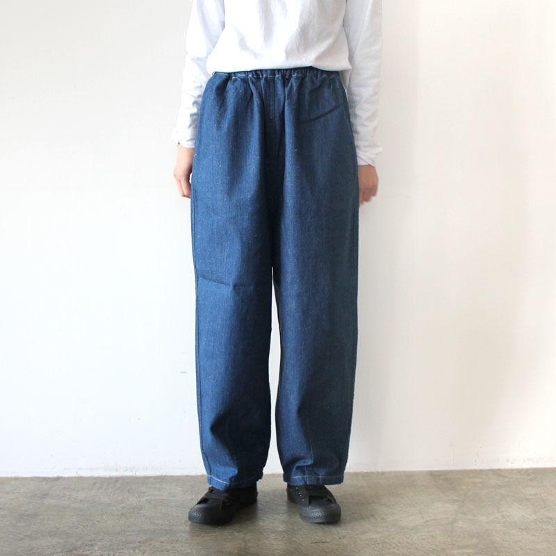 【直営店限定】TAPERED MONPE_BLUE