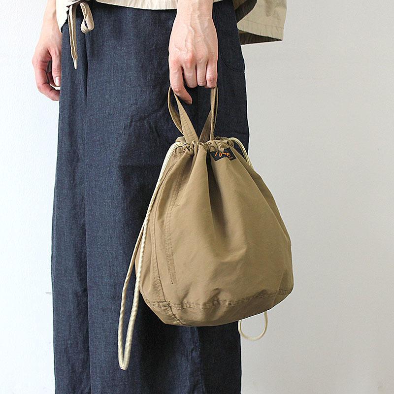 【直営店限定】PATIENTS BAG_BEIGE
