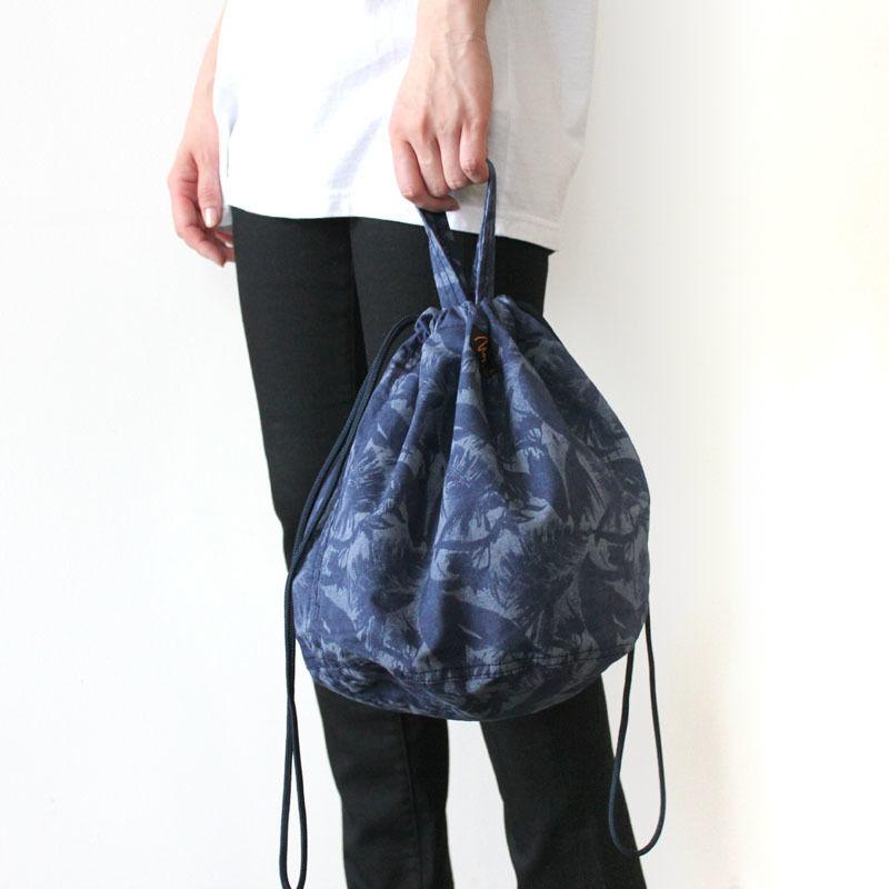 【直営店限定】PATIENTS BAG  SAFARI _NAVY