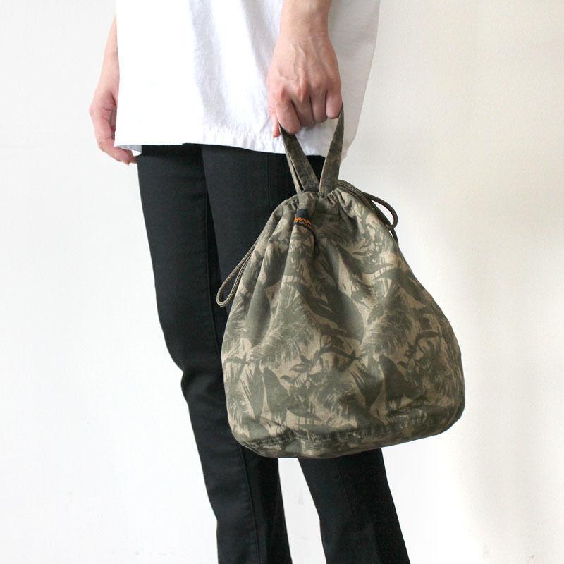 【直営店限定】PATIENTS BAG  SAFARI _OLIVE