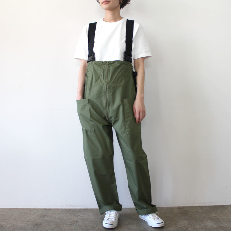 US MILITARY OVERALL_OLIVE