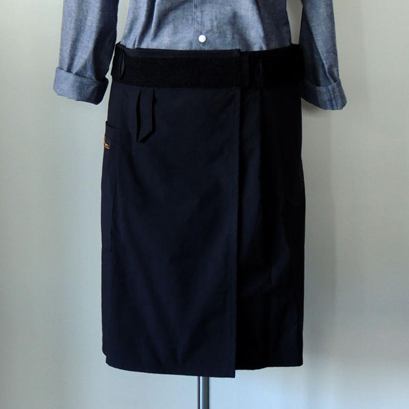 SUPPORTING APRON_BLACK