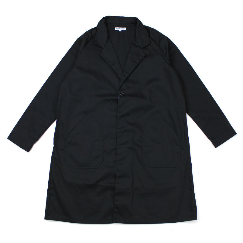 NPBL_ATELIER WORK COAT_BLACK