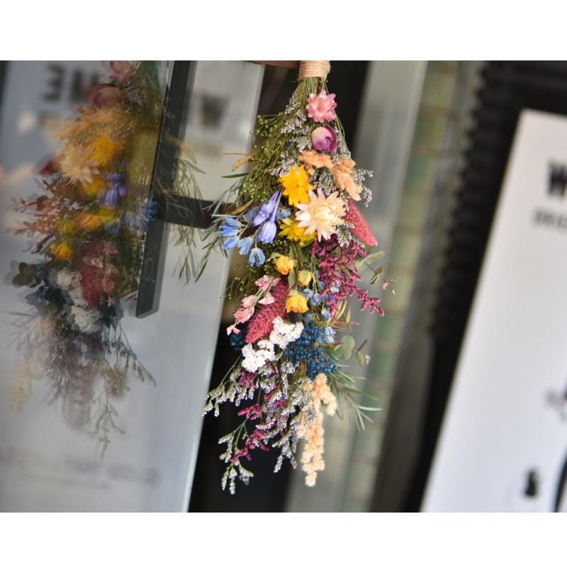 workshop:5/25(土) 10:00-12:00  flower spray