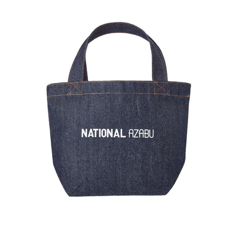 Original  Mini Tote Bag  Denim