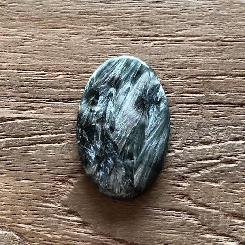 セラフィナイト/天然石ルース(裸石)