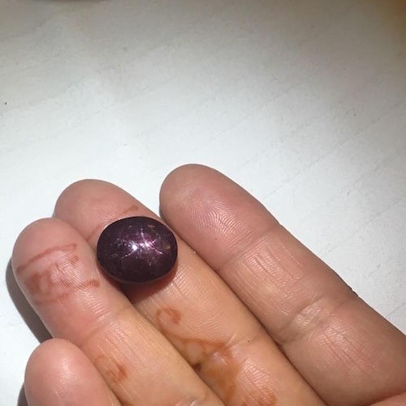 スタールビーNo.2/天然石ルース(裸石)