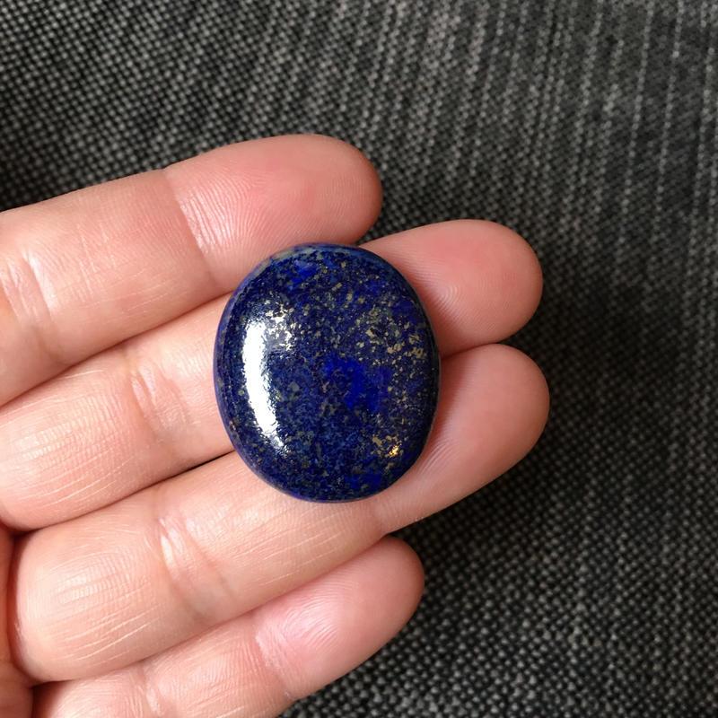 ラピスラズリ(No.13)/天然石ルース(裸石)