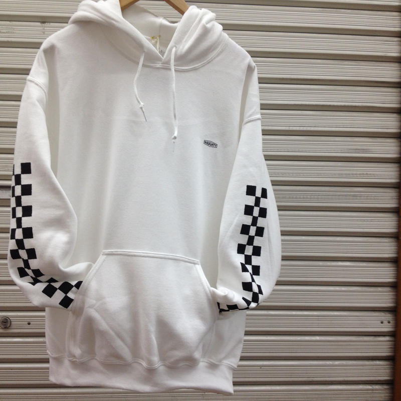 CHECKER SLEEVE P/O PARKA