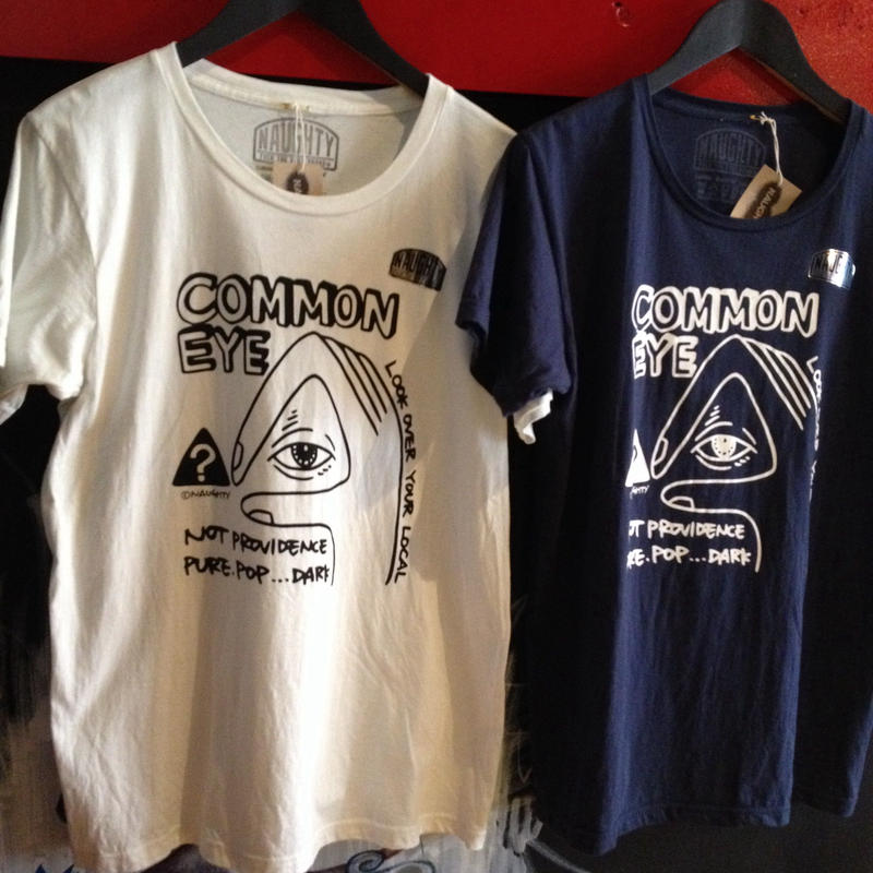 COMMON EYE Tee