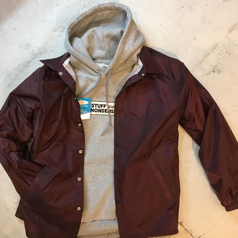 RADICAL NYLON JACKET