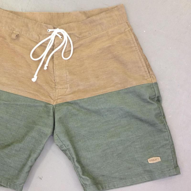 Dos partes Shorts
