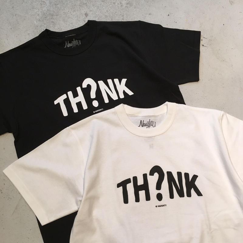 THINK S/S Tee