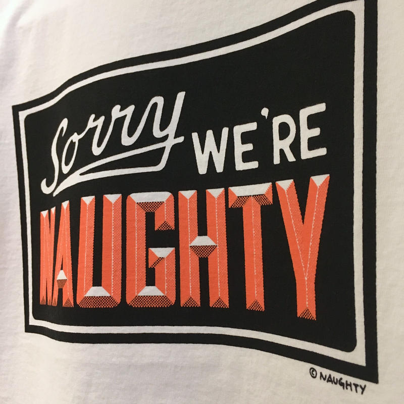 SIGNBOARD HIGH-ENDS COTTON Tee