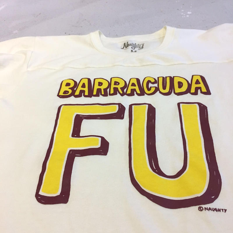 BARRACUDA  1/2 SLEEVE F.B. Tee