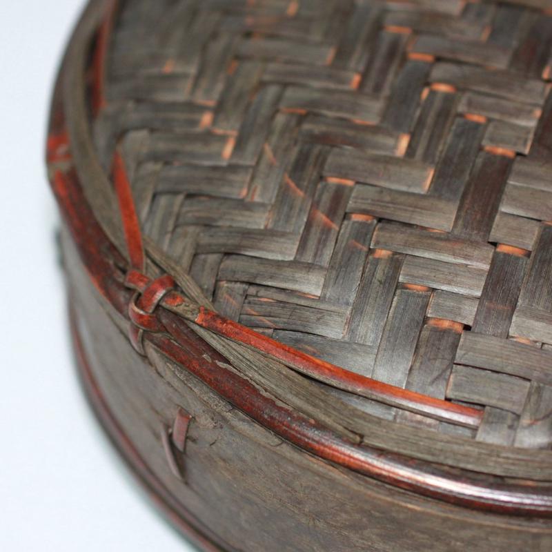 G013 アコブ(飯入れ) 直径18 x 高さ6.3 cm