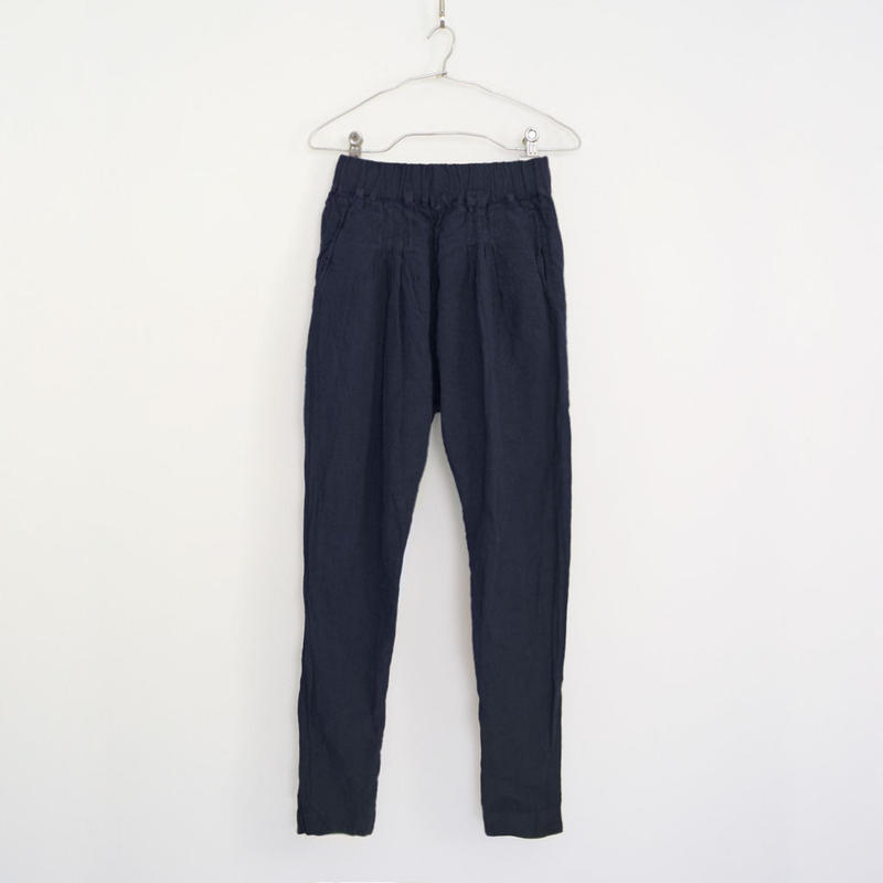 NEPALI PANTS / LOGWOOD NAVY