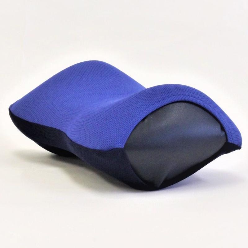 ネックラック(ブルー x ネイビー)