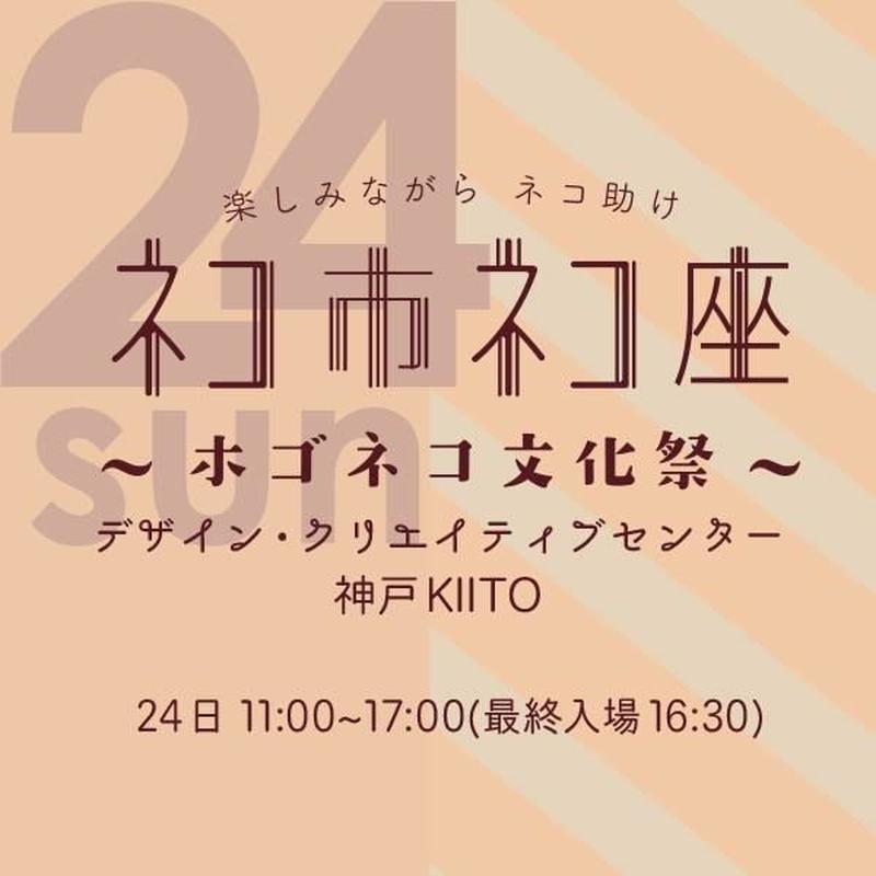 1DAY 2月24日分 ネコ市ネコ座@KIITO 2019