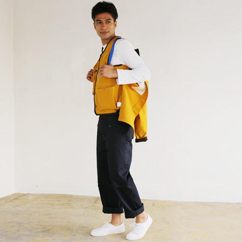 【サンプル】ワークリュックジャケット(メンズサイズ)