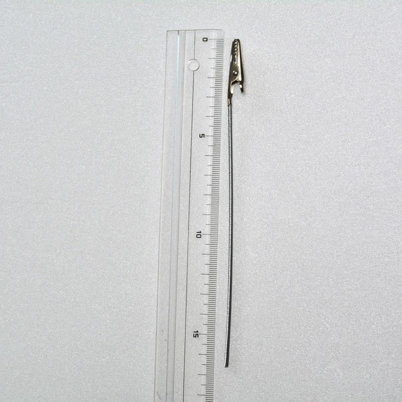 カードスタンド金具ロングタイプ 3本セット