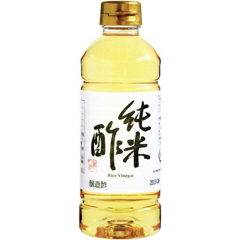 純米酢 500ml (1ロット48本)