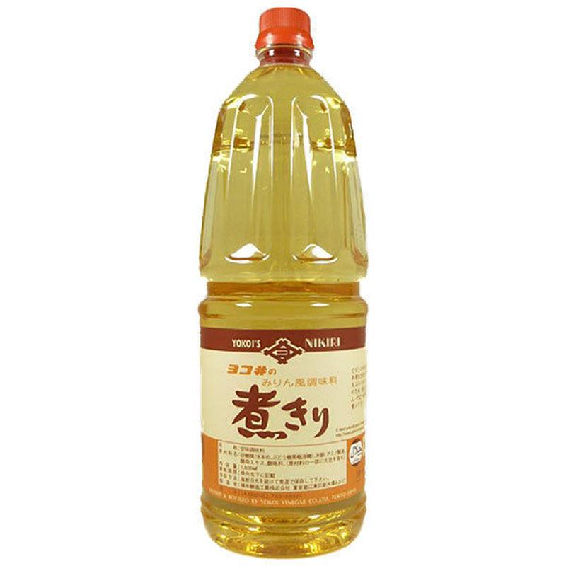 みりん風調味料 煮きり 1.8L (1ケース8本入)