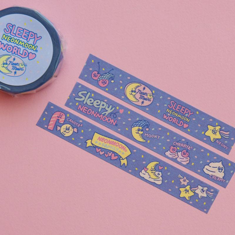 Sleepy World] Masking Tape