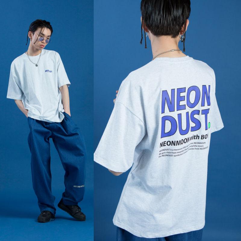 [ND] 19SM 1/2 T-Shirt (Light Gray)