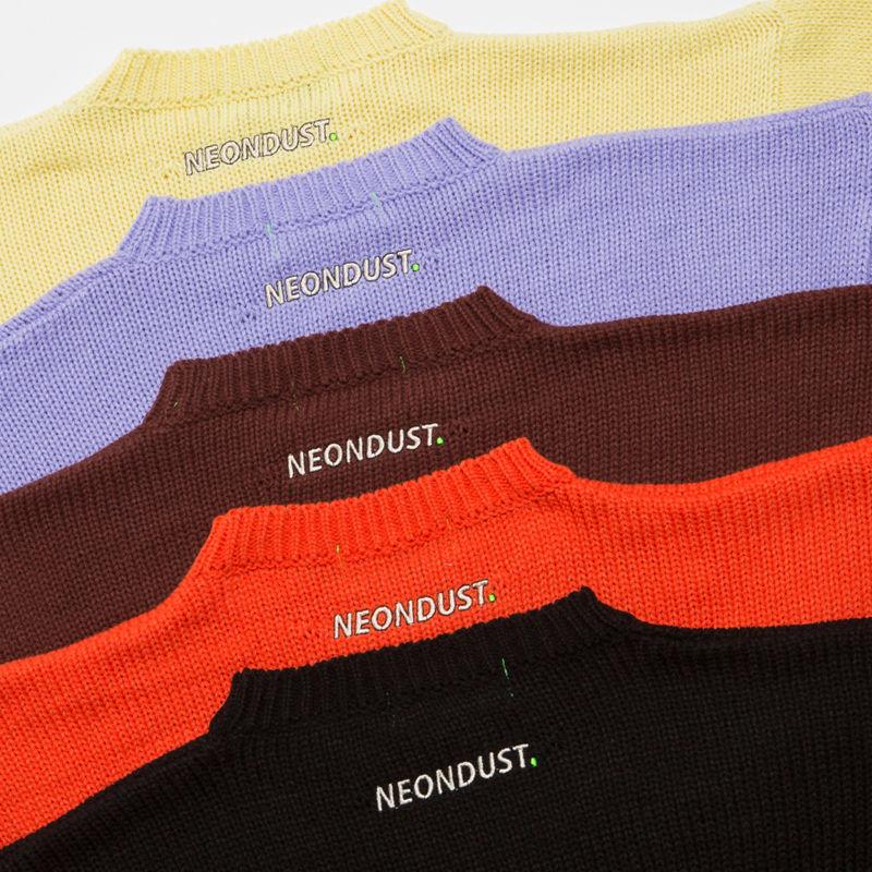 NEONDUST. Color Knit