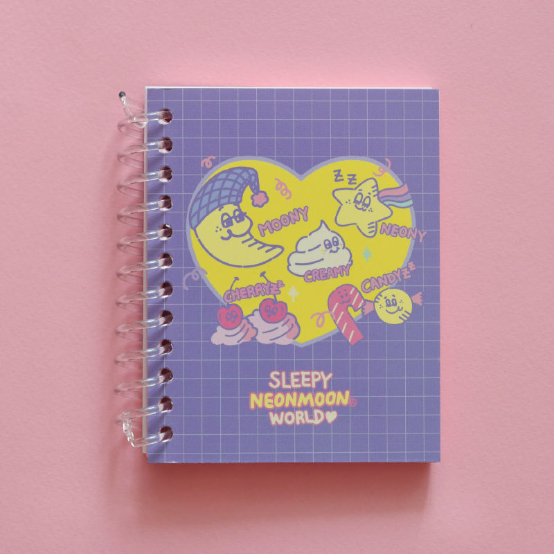 [Sleepy World] Spring Note
