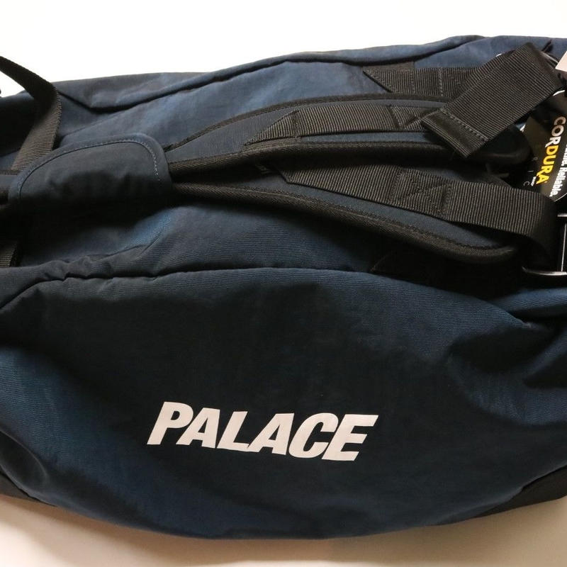 PALACESKATEBOARDS CLIPPER BAG NAVY