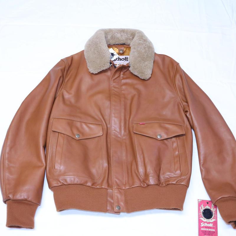 Supreme/Shott Leather A-2 Flight Jacket