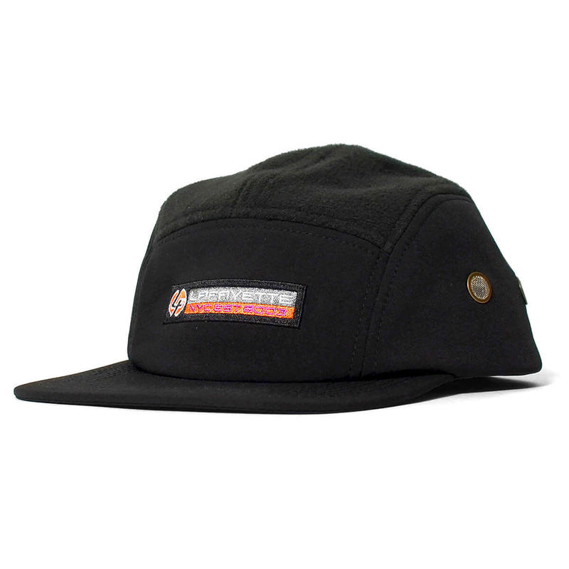 Lafayette ラファイエット FLEECE JET CAP ジェットキャップ LFT18AW069 BLACK ブラック