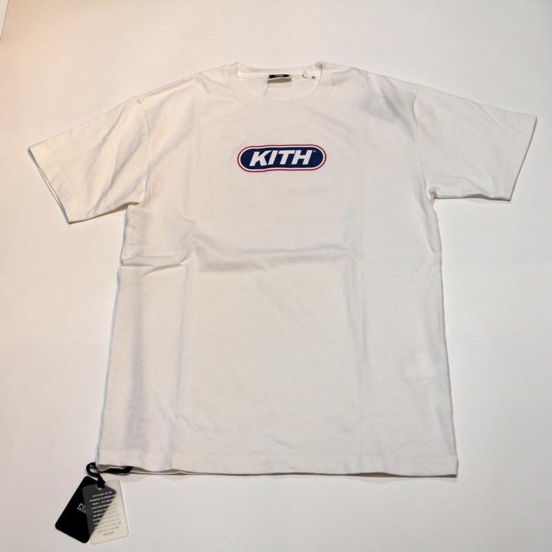 KITH Capsule Tee White M size