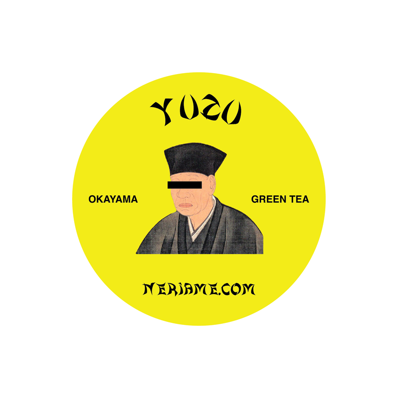GREEN TEA (YUZU)