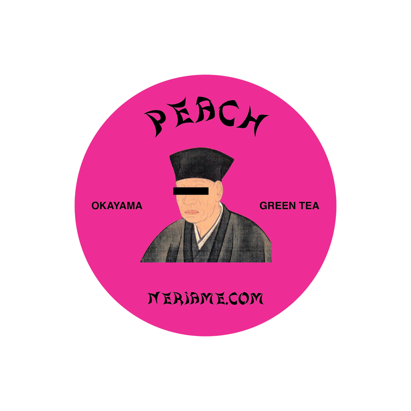 GREEN TEA (PEACH)