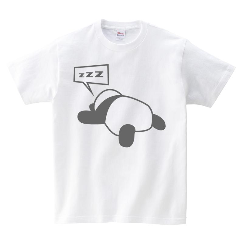 Tシャツ:パンダらけ02