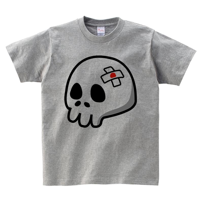 Tシャツ:グロカワ04(グレー)