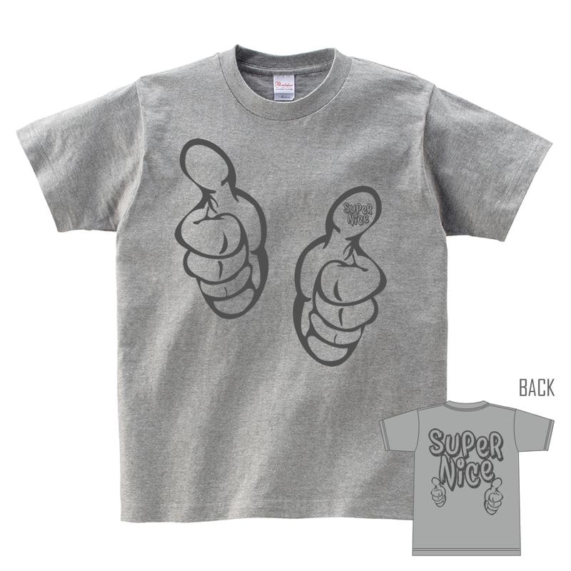 Tシャツ:Super Nice